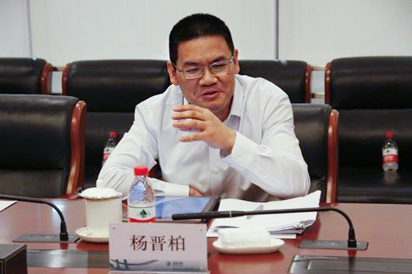 70后国家电网副总经理杨晋柏被调离 任职刚满一年