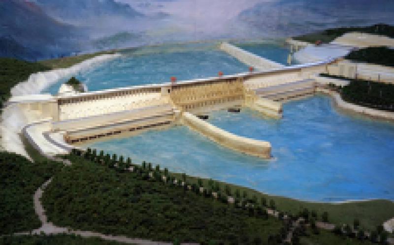 雅砻江两河口、杨房沟水电站里程碑目标实现
