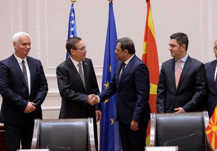 美国国际开发署帮助马其顿实现能源供应多样化
