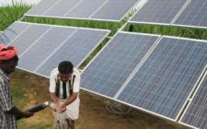 达到76%的太阳能目标仍然是印度的目标