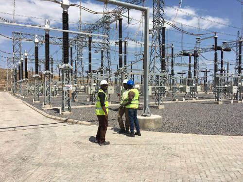 深圳特发信息特种光缆成功带电运行肯尼亚400千伏输电工程