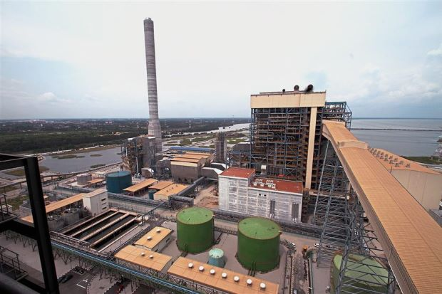 煤炭拉动马来西亚电力公司