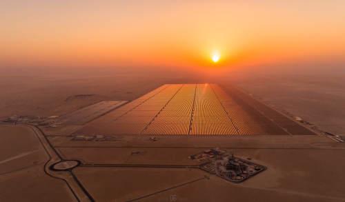 迪拜水电局希望在其1 GW的太阳能公园获得氢气