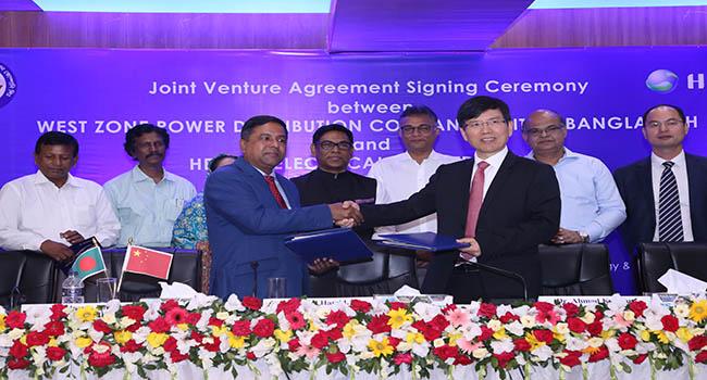 孟加拉国智能电气公司将每年制造五十万预付费电表