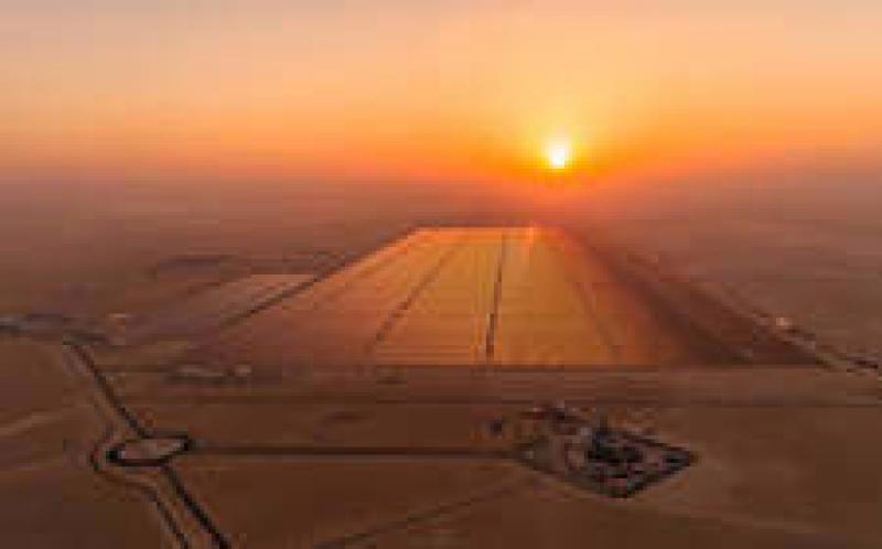 迪拜的DEWA希望在太阳能公园获得氢气