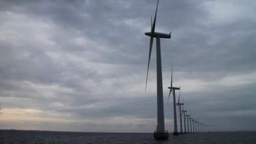 德国Arkona海上风电场完成了风力涡轮机的安装