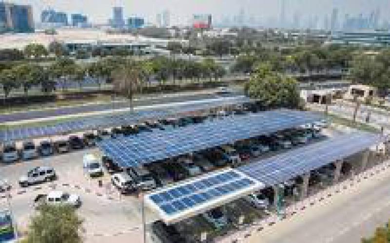 石油公司的润滑油工厂在迪拜实现100%的太阳能发电