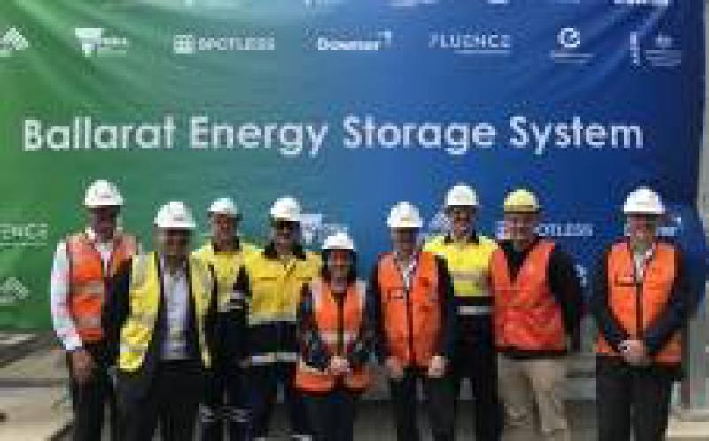 澳大利亚推出另一款大电池
