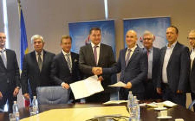 罗马尼亚和奥地利最大的电力生产商Hidroelectrica和Verbund签署了一份合作备忘录