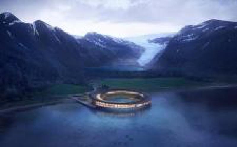 挪威酒店利用太阳能电池板使创造的能量超过消费