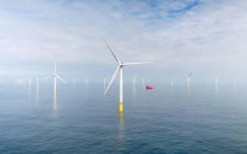 德国在波罗的海的385兆瓦Arkona海上风电场在创纪录的时间内完工