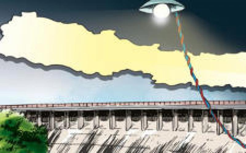 尼泊尔地区的水电情况