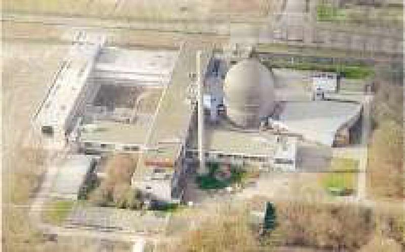 荷兰一反应堆因放射性污水泄漏停堆