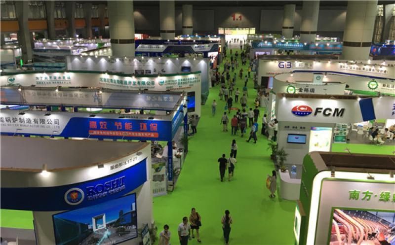 2019中国国际供热暖通展(热博会)3月成都开幕