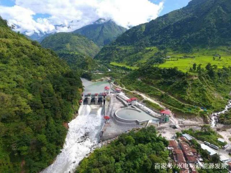 中方企业在尼泊尔投资的首个水电项目